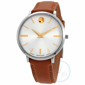 Movado 0607371 Ultra Slim Ladies Quartz Watch