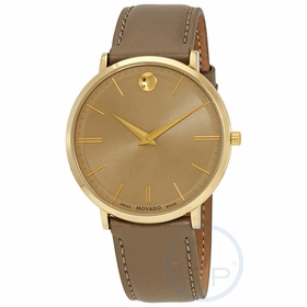 Movado 0607375 Ultra Slim Mens Quartz Watch