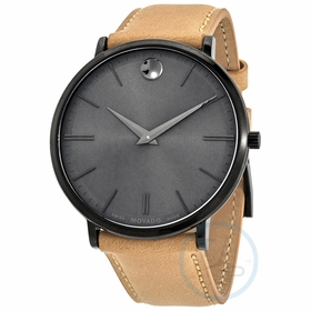 Movado 0607378 Ultra Slim Mens Quartz Watch