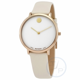 Movado 0607389 Modern 47 Ladies Quartz Watch