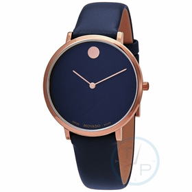 Movado 0607390 Modern 47 Ladies Quartz Watch