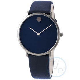 Movado 0607392 Modern 47 Mens Quartz Watch