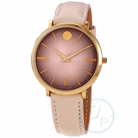 Movado 0607401 Ultra Slim Ladies Quartz Watch