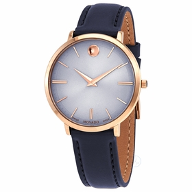 Movado 0607402 Ultra Slim Ladies Quartz Watch