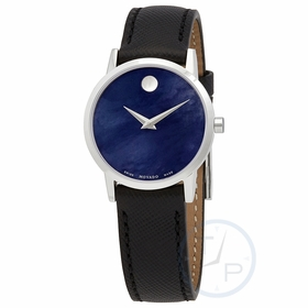 Movado 0607422 Museum Classic Ladies Quartz Watch