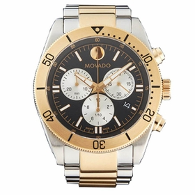 Movado 0607441 Sport Mens Chronograph Quartz Watch