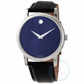 Movado 2100009 Musuem Mens Quartz Watch