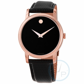 Movado 2100011 Museum Ladies Quartz Watch