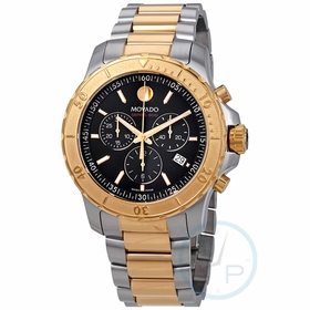 Movado 2600138 Series 800 Mens Chronograph Quartz Watch