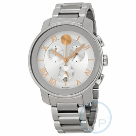 Movado 3600205 Bold Unisex Chronograph Quartz Watch
