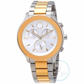 Movado 3600546 Bold Ladies Chronograph Quartz Watch