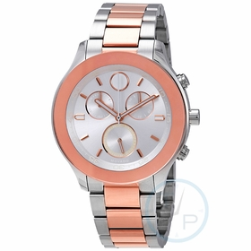 Movado 3600547 Bold Ladies Chronograph Quartz Watch