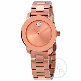 Movado 3600550 Bold Ladies Quartz Watch