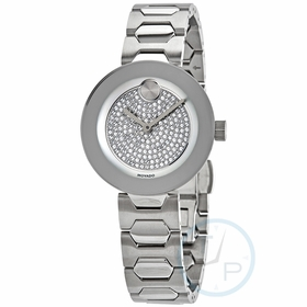 Movado 3600567 Bold Ladies Quartz Watch