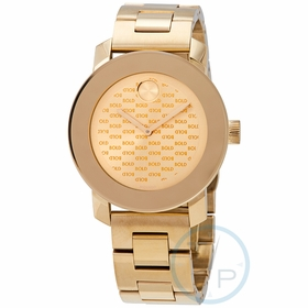 Movado 3600577 Bold Ladies Quartz Watch