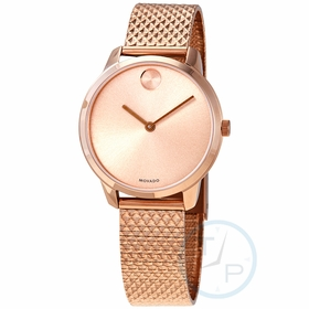 Movado 3600596 Bold Ladies Quartz Watch