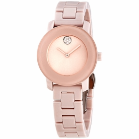 Movado 3600615 Bold Ladies Quartz Watch