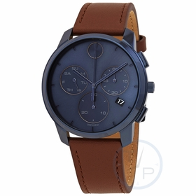 Movado 3600630 Bold Thin Mens Chronograph Quartz Watch