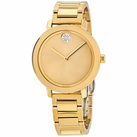 Movado 3600649 BOLD Evolution Ladies Quartz Watch
