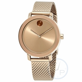 Movado 3600654 BOLD Evolution Ladies Quartz Watch