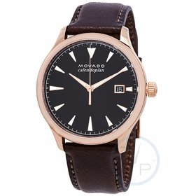Movado 3650020 Heritage Mens Quartz Watch