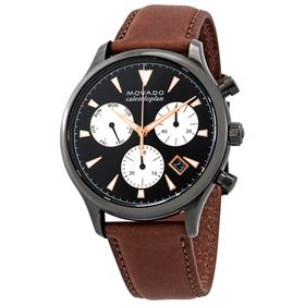 Movado 3650022 Heritage Mens Chronograph Quartz Watch