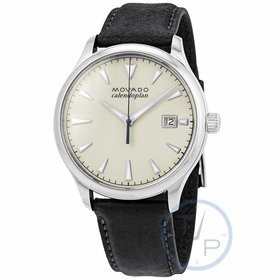 Movado 3650023 Heritage Mens Quartz Watch
