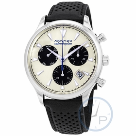 Movado 3650024 Heritage Mens Chronograph Quartz Watch