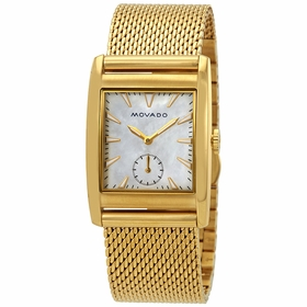 Movado 3650040 Heritage Ladies Quartz Watch