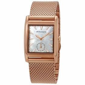 Movado 3650041 Heritage Ladies Quartz Watch