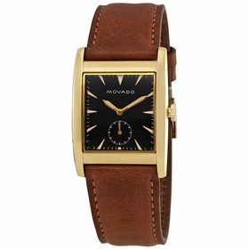 Movado 3650043 Heritage Mens Quartz Watch