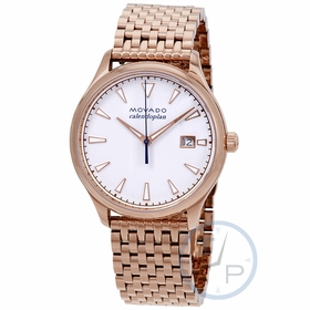 Movado 3650047 Heritage Calendoplan Ladies Quartz Watch