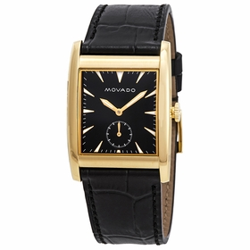 Movado 3650049 Heritage Mens Quartz Watch
