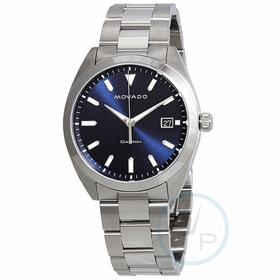 Movado 3650056 Heritage Mens Quartz Watch