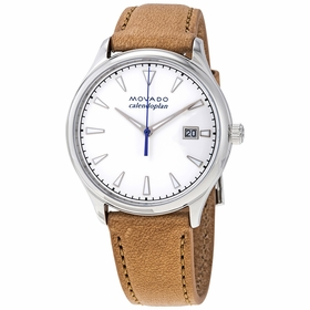 Movado 3650065 Heritage Ladies Quartz Watch
