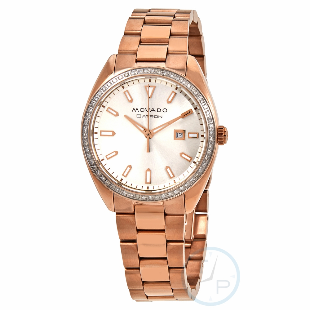 Movado Heritage-Datron Quartz Ladies Watch