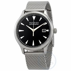 Movado 3650087 Heritage Mens Quartz Watch
