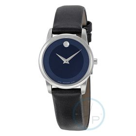 Movado 606611 Museum Ladies Quartz Watch
