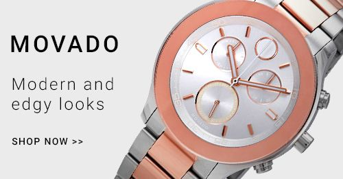 Movado: Classic and elegant designs | Shop Now