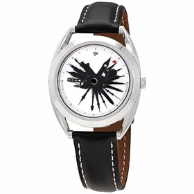 Mr. Jones 45-P6 Time Traveller Unisex Quartz Watch
