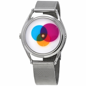 Mr. Jones 67-S8 Colour Venn Unisex Automatic Watch