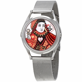 Mr. Jones 73-V5 Queen Ladies Automatic Watch