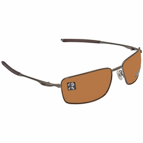 Oakley OO4075-407514-60 Square Wire Mens  Sunglasses