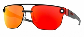 Oakley OO4136-413607-67 Chrystl Mens  Sunglasses