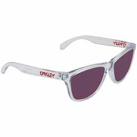 Oakley OO9013-9013A5-55 Frogskins Crystal Collection Unisex  Sunglasses