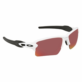 Oakley OO9188-918803-59 Flak Jacket 2.0 XL Mens  Sunglasses