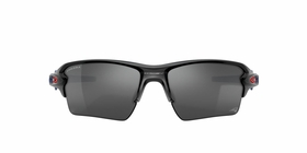 Oakley OO9188 9188D7 59 Flak 2.0 XL Patriots Mens  Sunglasses