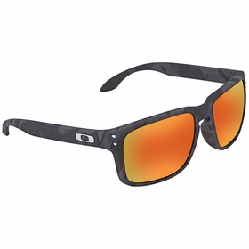 Oakley OO9244 924432 56 Holbrook Black Camo Collection (Asia Fit)   Sunglasses