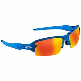 Oakley OO9271 927129 61 Flak� 2.0 Aero Grid Collection (Asia Fit) Mens  Sunglasses