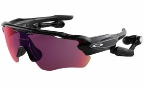 Oakley OO9333-933301-37 Radar Pace Mens  Sunglasses